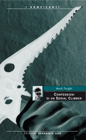 Copertina confessioni di un serial climber