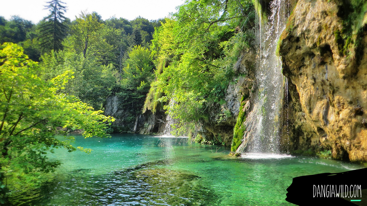 Il paradiso in terra parco nazionale dei laghi di for Disegni di laghi