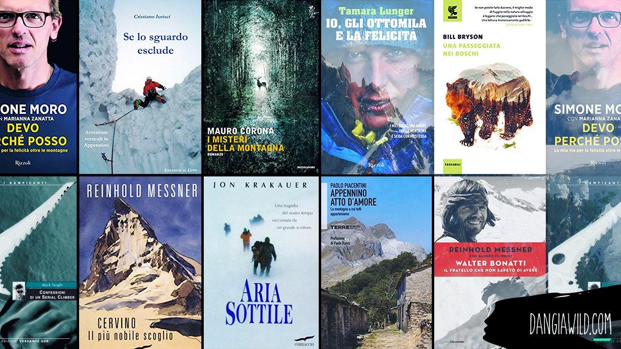 10 libri sulla montagna